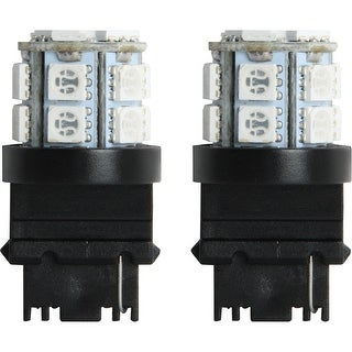 Pilot Automotive 15-SMD LED Stop/ Tail Light Bulb (2-piece Set)