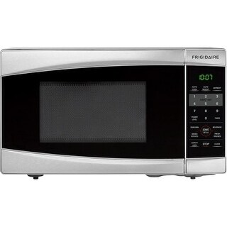 Frigidaire FFCM0734L 0.7 Cubic Foot Countertop Microwave Oven with Easy-Set Start and Ready-Select Controls