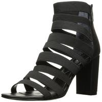 Charles by Charles David Womens Erika Leather Open Toe Casual Strappy Sandals