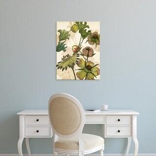 Easy Art Prints Melissa Wang's 'Enchanted IV' Premium Canvas Art