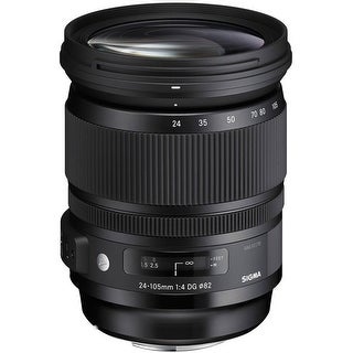 Sigma 24-105mm f/4 DG HSM Art Lens for Sony A