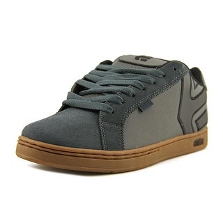 Etnies Fader Round Toe Synthetic Skate Shoe