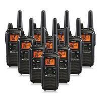 Midland Xtra Talk LXT600VP3 Two Way Radio w/ 36 Selectable Channels & 121 Privacy Codes- 10 Pack