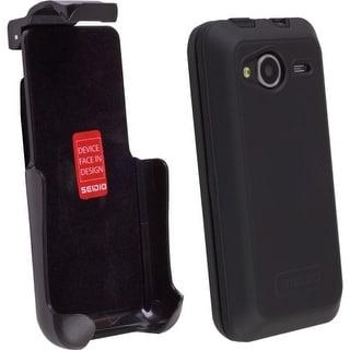 Seidio Innocase Active Case/Holster Combo for HTC EVO Shift 4G - Black