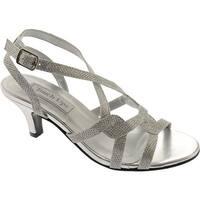 Touch Ups Women's Flatter Silver Glitter