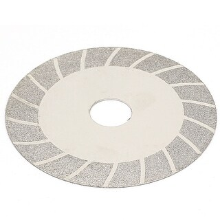 Diamond Coated Glass Tile Grinding Cutting Cutter Wheel Disc 100mm Dia