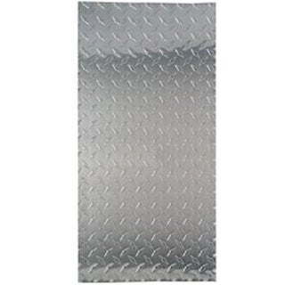 "Diamond Tread - Aluminum Metal Sheet 12""X24"""