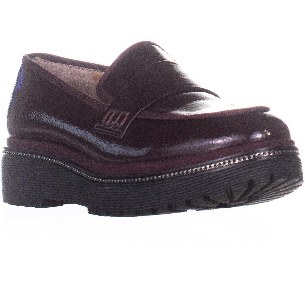Franco Sarto Shelton Platform Loafers
