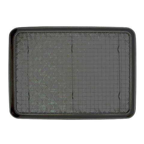 Taste of Home 18 x 13 inch Baking Sheet with 17.5 x 12.5 inch Cooling Rack