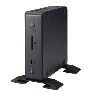 Shuttle Xpc Nano Nc02u3 Intel Skylake-U I3-6100U Mini Barebone Pc, Support 4K Hd Video, Dual-Channel Ddr3l Max 32Gb