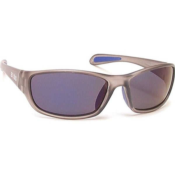b713bbf4cb Shop Coyote Eyewear FP-05 Floating Polarized Sunglasses Matte Crystal  Gray Blue Flash - US One Size (Size None) - On Sale - Free Shipping Today -  Overstock ...