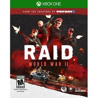 RAID World War II - Xbox One