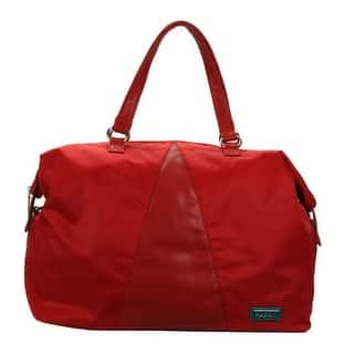 dd263d27636 Hadaki by Kalencom Women s Valeria s Duffle Tango Red - us women s one size  ...