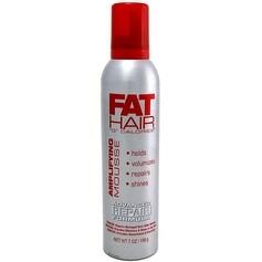 "Samy Fat Hair ""0"" Calories Amplifying Mousse 7 oz"