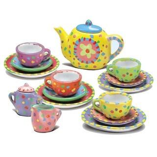 Mini Tea Set Paint Kit-