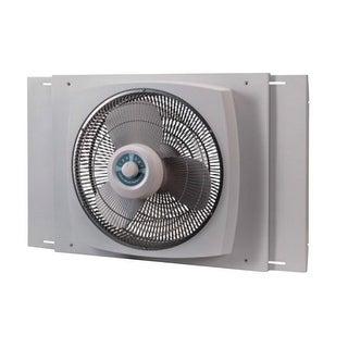 """Lasko W16900 Riverse Window Fan, 3 Speed, 16"""""""