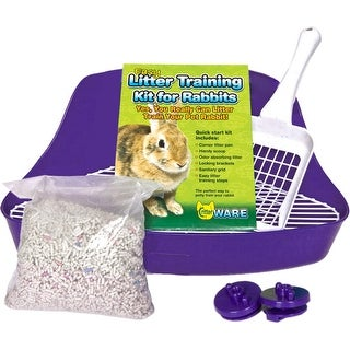 Litter Training Kit For Rabbits