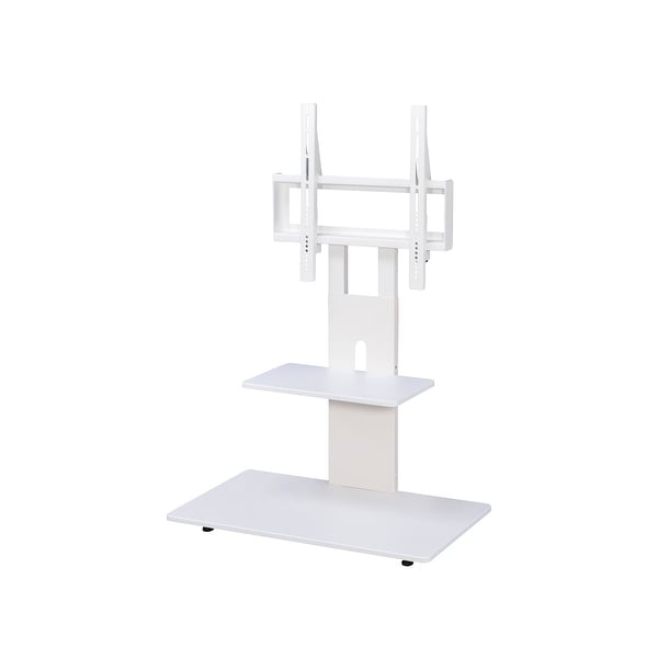 TV Stand with Mount in White. Opens flyout.