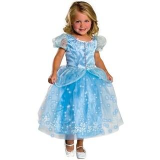 Rubies Cinderella Crystal Princess Toddler/Child Costume - Blue