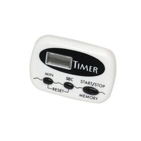 Chef Craft 21239 Digital Timer 99 Minute