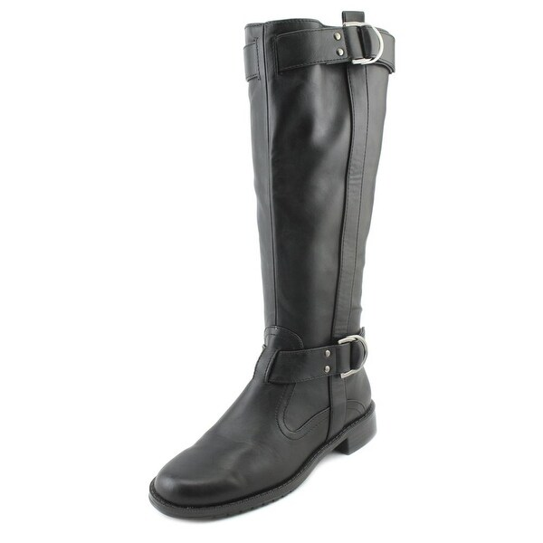 Aerosoles Ride Line   Round Toe Synthetic  Knee High Boot