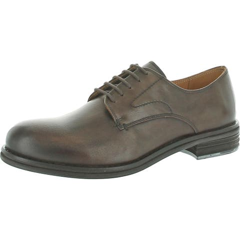 Vince Camuto Mens Cadio Oxfords Leather Lace Up