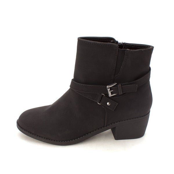 LifeStride Womens ionic Closed Toe Ankle Fashion Boots - 8.5