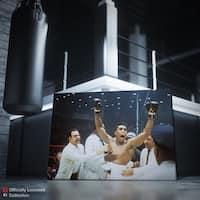 IKONICK Muhammad Ali - Victory Canvas Art