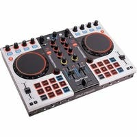 FIRST AUDIO MANUFACTURING DRAGONTWO Fully Loaded DJ Controller DJ