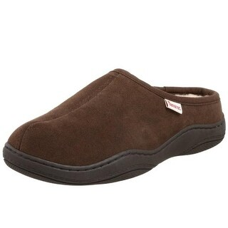 Tamarac by Slippers International Mens Scuffy Suede Loafer Slippers - 12 medium (d)