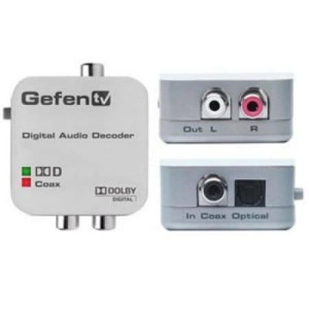 Gefen Inc - Coaxial/Optical Digital Audio Converter - White