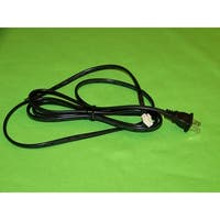 NEW OEM Hisense Power Cord Cable Originally Shipped With 40K366W, 40K360MN