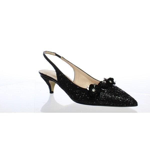 94e231872eea Shop Kate Spade Womens Olima Black Slingbacks Size 8 - Free Shipping ...