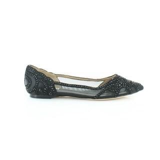 Badgley Mischka Gigi Women's Flats & Oxfords Blk/Blk