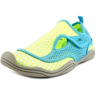 JBU by Jambu Nemo Women  Round Toe Canvas Green Water Shoe