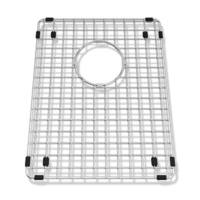 "American Standard 791565-203070A 12"" x 15"" Stainless Steel Bottom Grid Sink Rack - STAINLESS STEEL"
