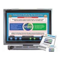 Internet Safety & Security Interactive Software, Single User
