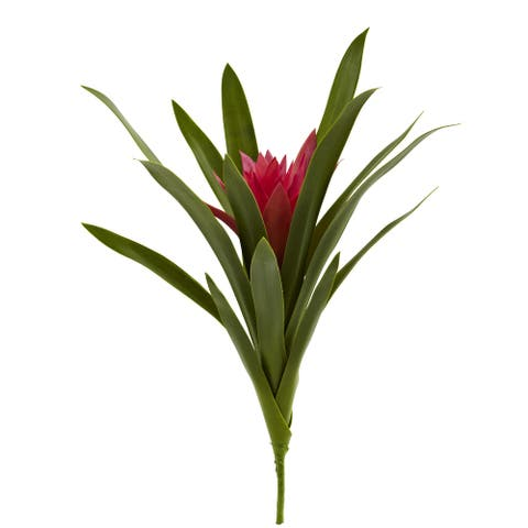 16'' Ginger Flower Artificial Flower (Set of 3)