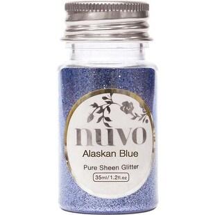Alaskan Blue - Nuvo Glitter 1Oz