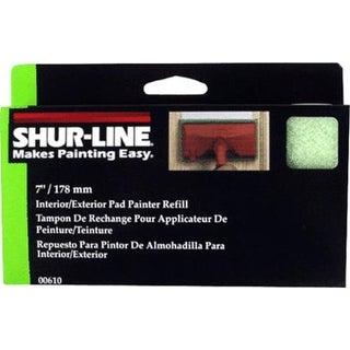 """Shur-Line 00610C Premium Interior/Exterior Paint Pad, 7"""""""