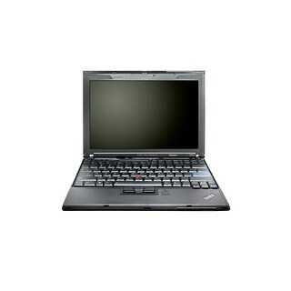 "Lenovo ThinkPad X201 12.1"" Standard Refurb Laptop - Intel i5 520M 1st Gen 2.4 GHz 4GB SODIMM DDR3 SATA 2.5"" 320GB Windows 10 Pro"
