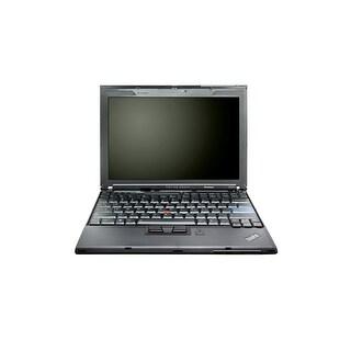 """Lenovo ThinkPad X201 12.1"""" Standard Refurb Laptop - Intel i5 520M 1st Gen 2.4 GHz 8GB SODIMM DDR3 SATA 2.5"""" 500GB Win 10 Home"""