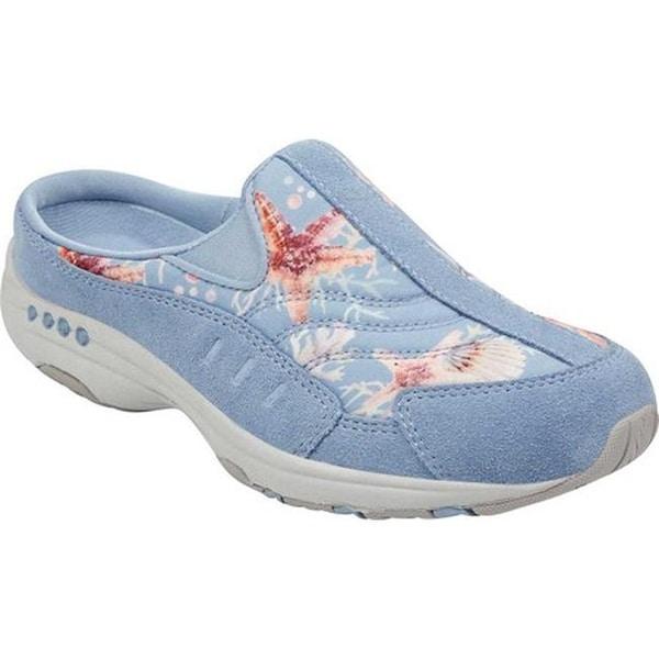 a7fcf386591 ... Women s Shoes     Women s Sneakers. Easy Spirit Women  x27 s Traveltime  Slip-on Light Blue Blue Suede