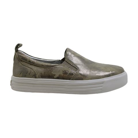 Earth Womens Rosewood Clove Leather Low Top Slip On Fashion Sneakers