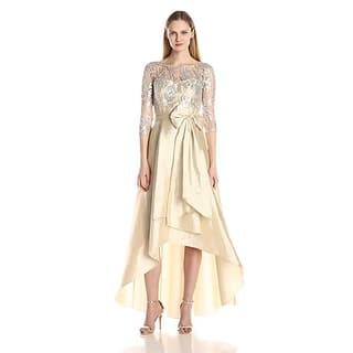 Champagne Evening & Formal Dresses For Less | Overstock.com