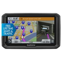 Garmin Dezl 770LMTHD 7-inch Touch Screen GPS w/ Wireless Backup Camera Compatible