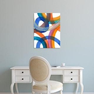 Easy Art Prints Jodi Fuchs's 'Over Pass I' Premium Canvas Art