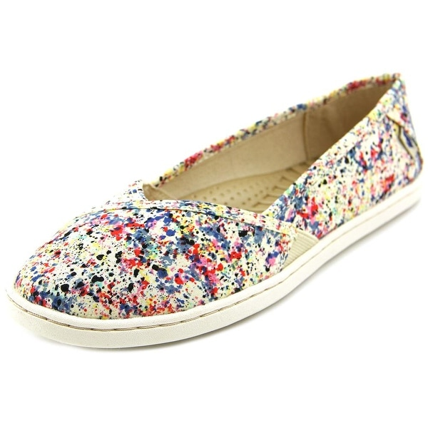 Rocket Dog Hanes Women Round Toe Canvas Flats