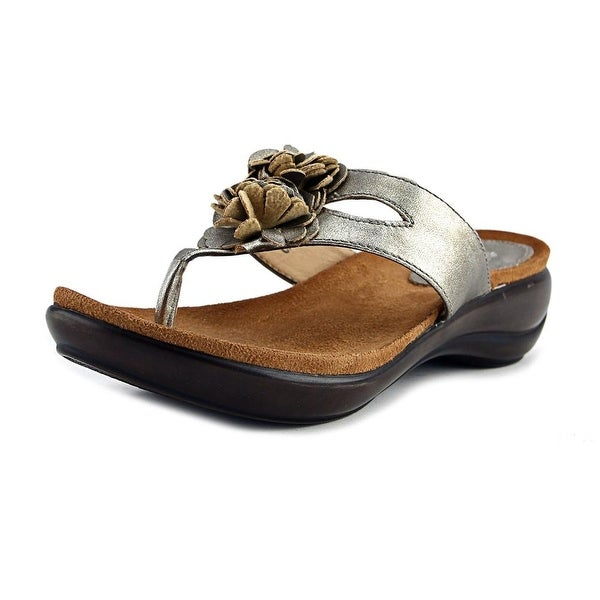 Patrizia By Spring Step Cafe Women Bronze Sandals