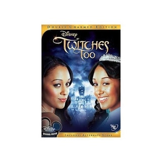 TWITCHES TOO DOUBLE CHARMED EDITION (DVD/FF 1.33/DD 5.1)